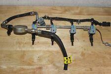 Genuine OEM Holden Barina TM F16D4 Fuel Injection Rail Injectors Injector + Plug