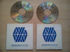 STEVE WINWOOD – ''THE ONE & ONLY S. WINWOOD''. 2CD (WESTWOOD ONE RADIO NETWORKS)
