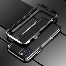 For iPhone 11 Pro Max XS 8 Plus Genuine Luphie Aluminum Metal Bumper Cover Case