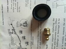 HOLDEN GREASE SEAL & NIPPLE x4 @ IDLER ARMS & SUSPENSION PIVOTS or bulk $133x20
