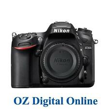 NEW Nikon D7200 body 24.2 MP F Mount Wi-Fi NFC Full HD DSLR Camera 1 Yr AustWty