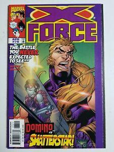 X-Force (1991) #76 - Near Mint