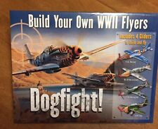 Dogfight Aviation Art of World War 2 - Build Your Own WWII Flyers Glider Mustang