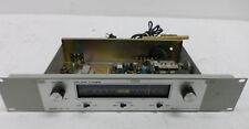 Vintage ~ Grommes Precision Electronics Model PE-112 AM/FM Tuner, 2 Mono Outputs