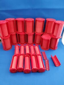 25 Richard Caruso Replacement Molecular Ion Steam Hairsetter Rollers Curlers