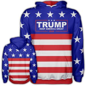 Trump Keep America Great Hoodie