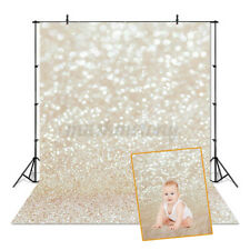 Baby Birthday Glitters Studio Photography Backdrop Video Photo Background Prop