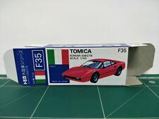 REPRODUCTION BOX for Tomica Blue Box No.F35 Ferrari 308 GTB