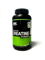 Optimum Creapure MICRONIZED CREATINE POWDER 300 grams Unflavored 57 Servings