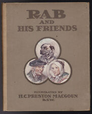 John Brown / Preston Macgoun - Rab and His Friends - 1914 - T N Foulis