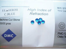 1440 STRASS  TERMOADESIVI  DMC 5  MILLIMETRI (SS 20)  CAPRY  BLUE