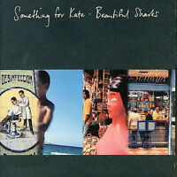 Beautiful Sharks by Something for Kate CD, Murmur Records