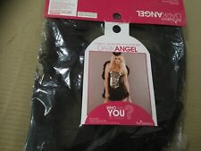 Dark Angel Costume With Wings And Halo. Brand New From Ann Summers Size 8