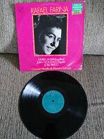 """Rafael Farina Krähenjagd de Fragua LP vinyl 12 """" 1970 Spanisch Edition VG/VG+"""