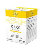 ForMeds Lipo Caps C 1000 (Liposomal Vitamin C) 120 Kapseln VERSAND WELTWEIT