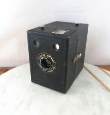 Vintage 1930s Kodak Popular Brownie 620 Film Box Camera