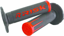 Fusion 2.0 Motorcycle Grips Red Risk Racing 00284