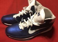 Nike Men's Hightops - BLUE Size 12 US