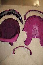 stokke xplory crusi trailz complete purple textiles(Read!)