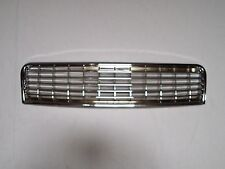 Front Chrome Grille for Audi A4, 01-05, GR-A4-0105-CM. (Fits Audi)