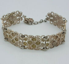 Filigran Silber Armband - 6/12