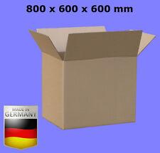 KARTON 80 x 60 x 60 cm FALTKARTON 800 x 600 x 600 KARTONS VERSANDKARTONS #KR030