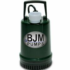 BJM R-100 Little Bullet Submersible Water Pump 21 GPM