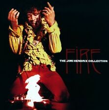 JIMI HENDRIX - FIRE: THE JIMI HENDRIX COLLECTION NEW CD