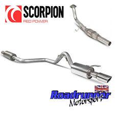 Scorpion Mitsubishi Colt CZT 1.5 T Système D'échappement & secondaire Sport Cat res ovale