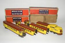Lionel Union Pacific City Denver Set 299W w/ 636W 637 637 638 OBs (DAKOTApaul)