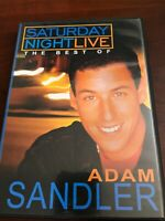 Saturday Night Live - Best of Adam Sandler (DVD, 2003)