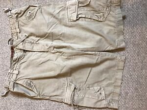 Mens White Stuff Shorts Size 34