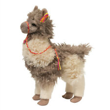 "Douglas ZEPHYR LLAMA Alpaca Plush Toy 12"" Stuffed Animal NEW"