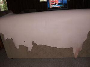 8.5/10oz Veg Tan Strap Sling Belt Tooling Holster Tack Cowhide Leather-26-28sqft