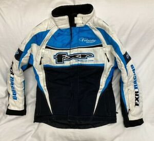 FXR jacket womens size 4 Snowmobile Racing Velocity Series