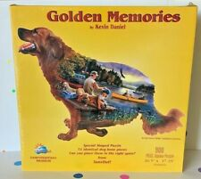 SunsOut Special Shaped Puzzle Golden Memories 900 Pieces Brand New!!