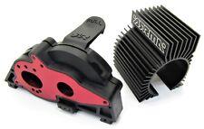 Arrma TYPHON 4x4 3s BLX - Aluminum Red Mount Motor (granite senton AR102696