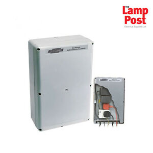 Timeguard WP401 4 Gang Outdoor Multi-Connector Box - Ideal for Christmas