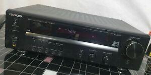 Kenwood KRF 6100D Surround Receiver