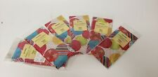 "6 World Market Printed Gift Tissue Paper Balloons 30""X20"" Total 24 Sheets"