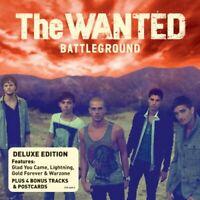 The Wanted - Battleground (CD) (2011)
