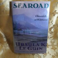 Ursula Le Guin ~ SEAROAD ~ Like New in Like New Jacket ~ SIGNED BY THE AUTHOR