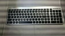 Lenovo SK-8861 Ultraslim PC Silver Wireless Keyboard for Lenovo HORIZON No USB!