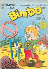 Bimbo/Numéro Spécial n°20/1960