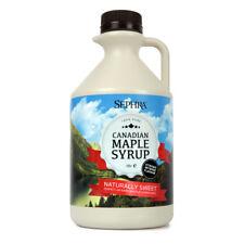 Sephra Canadian Maple Syrup 1ltr Grade A Dark