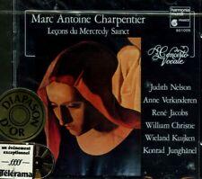 CD NEUF - CHARPENTIER Marc Antoine - Leçons du Mercredy Sainct - W. Christie