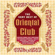 Oriental Club-The very best of (38 tracks, 2005) Mustafa Sandal feat. G.. [2 CD]