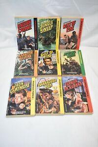 Gar Wilson Phoenix Force Paperback Books Lot Of 9