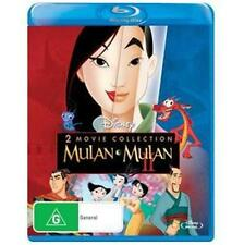 MULAN 1 - 2 : NEW Disney Blu-Ray