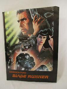 Blade Runner Press Release Info Actors Bio Photos Lobby Cards Crew Credits 1980